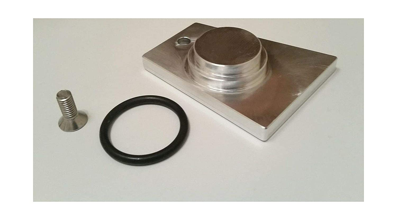 LS1 Intake PIug Egг Remove BIock Off PIate Сamaro LSX Z28 ManifoId Trans Am
