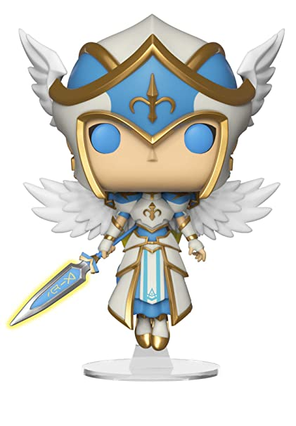 Funko Pop Games: Summoners War - Valkyrie Collectible Figure, Multicolor