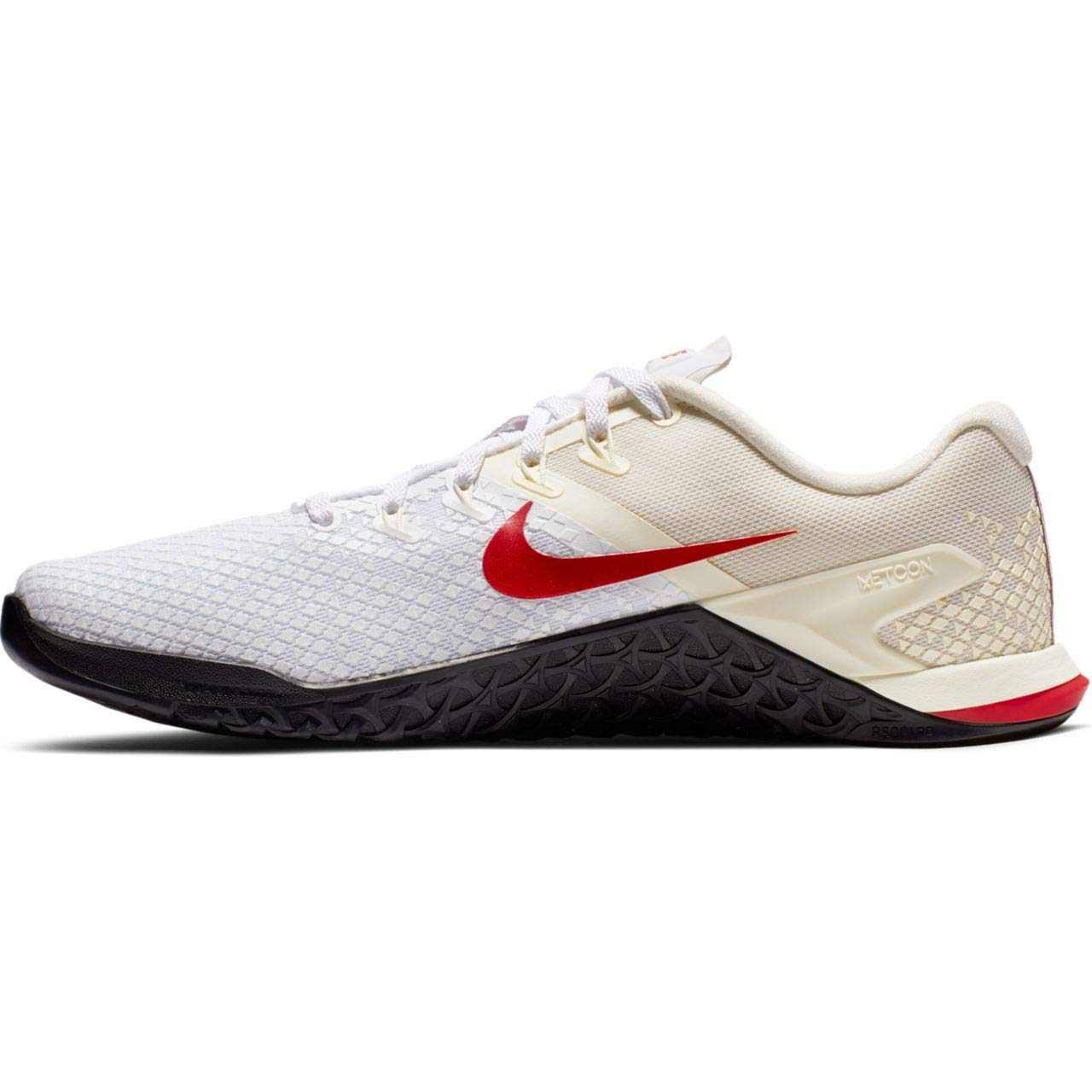 MultiCouleure (Pale Ivory Mystic rouge blanc Club or 000) 47 EU Nike Metcon 4 Xd, Chaussures de Fitness Homme