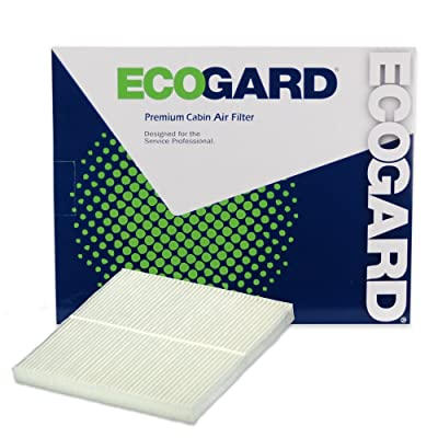 ECOGARD XC10177 Premium Cabin Air Filter Fits Nissan 370Z 2009-2020: Automotive