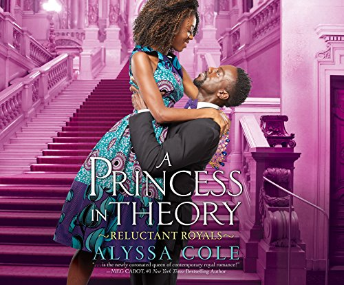 A Princess in Theory (Reluctant Royals) by Dreamscape Media