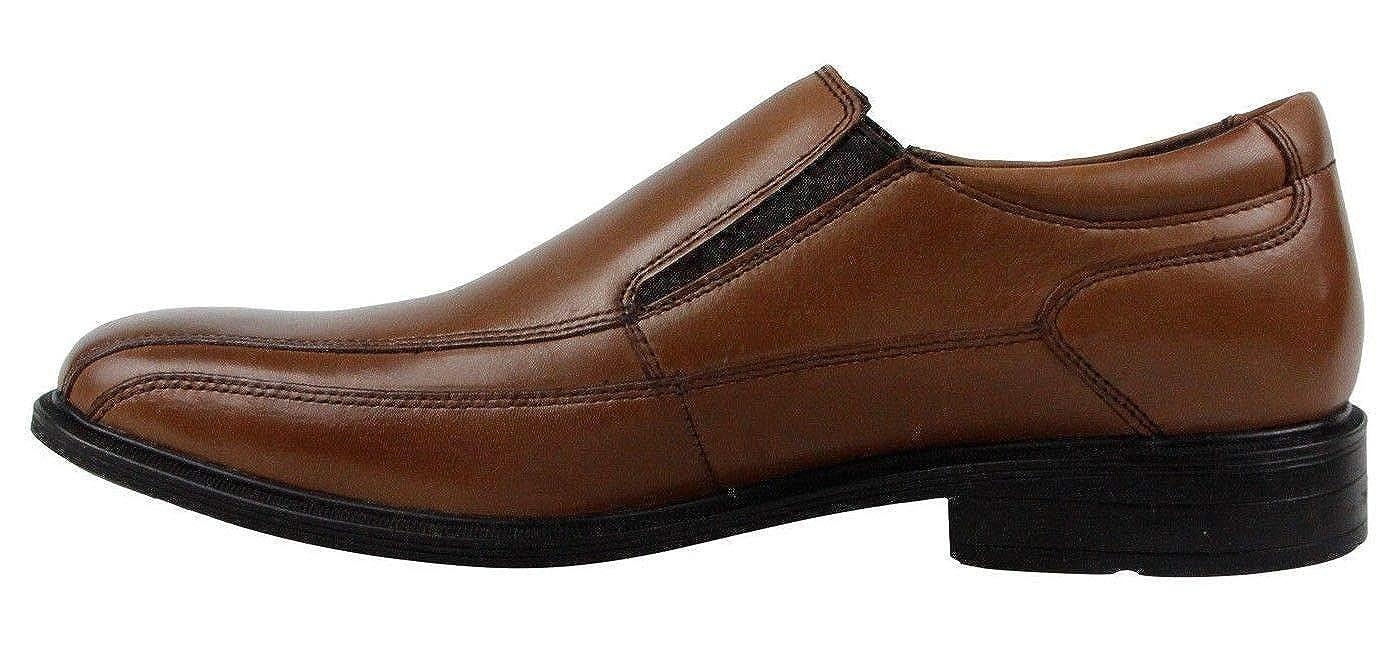 Kenneth Cole York Mens Slip On Shoe Brown