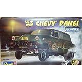 1967 chevy truck model kit