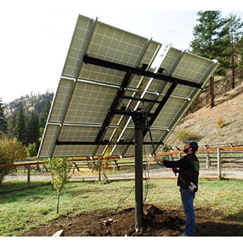 MT SOLAR STEEL BLACK MT SOLAR TPM COMPLETE KIT_10X 72 CELL MODULES_8-TOP-9/10/12-72 by MT SOLAR