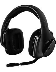 Logitech G533 Casque Gaming sans Fil (DTS 7.1 Son Surround) Noir ( 981-000634)