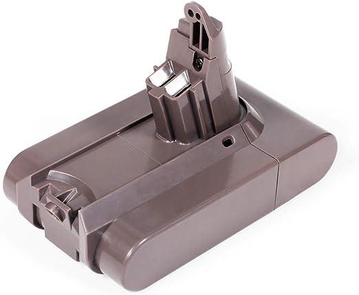 huanhui V6 21.6 V 3000 mAh aspiradora de mano batería de repuesto ...
