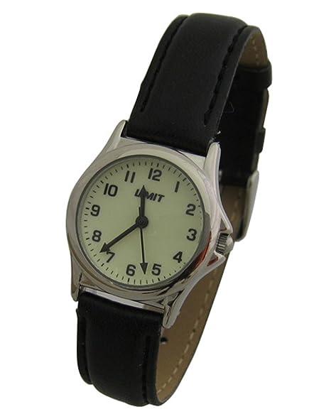 Limit 2035-6719 - Reloj de pulsera mujer, color negro