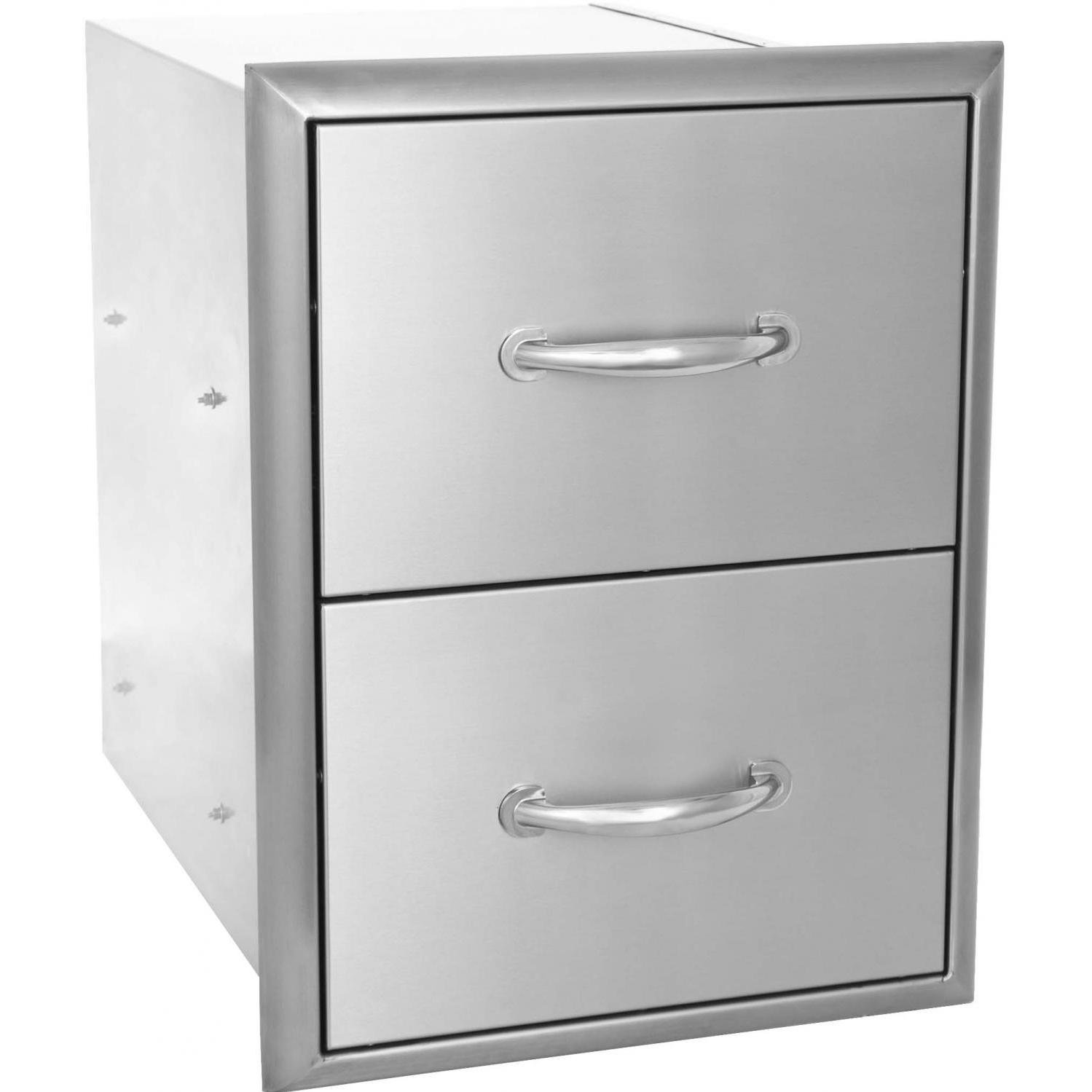 Double Access Drawer