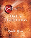 img - for The Secret Daily Teachings by Rhonda Byrne (2013-08-27) book / textbook / text book