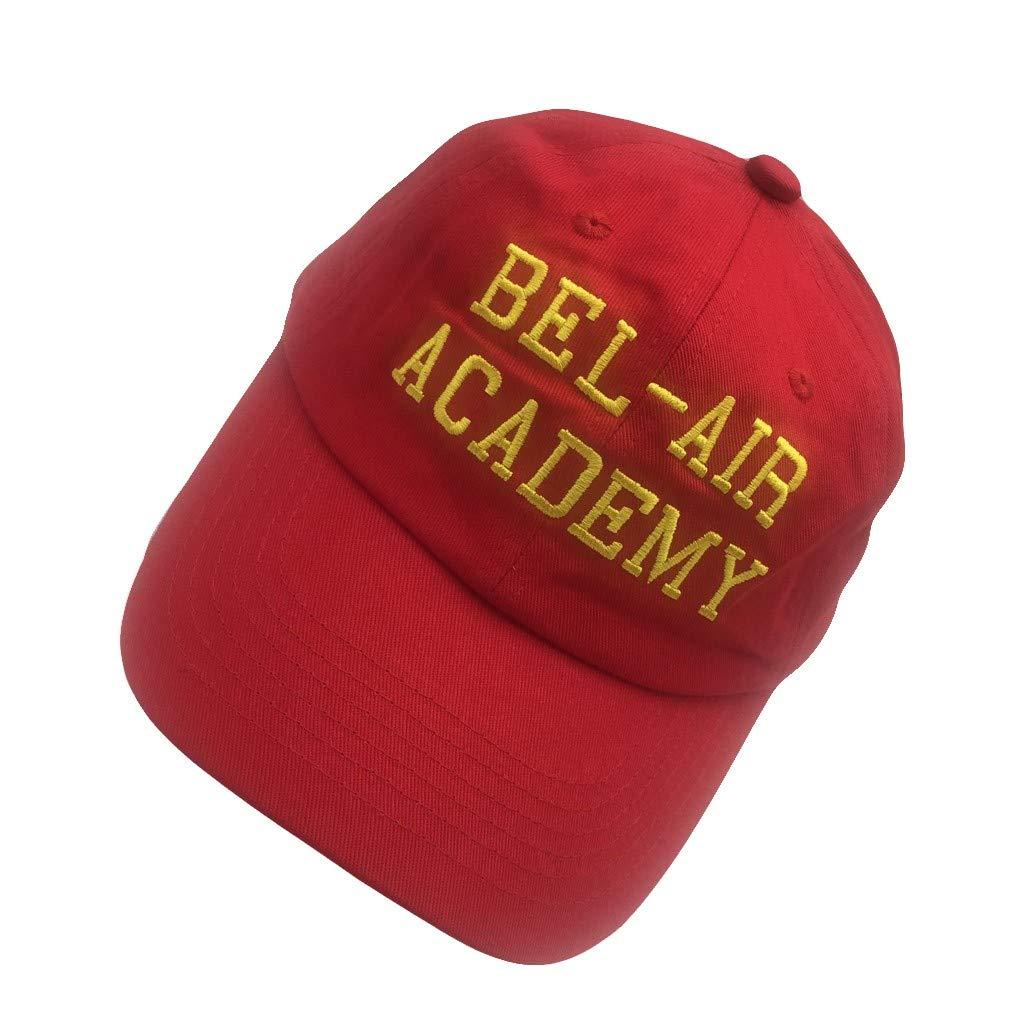 e93090f6 ZXJbuxing Bel Air Academy Hat Baseball Cap Embroidered Cap Baseball Hat Dad  Hat Dad Caps at Amazon Men's Clothing store: