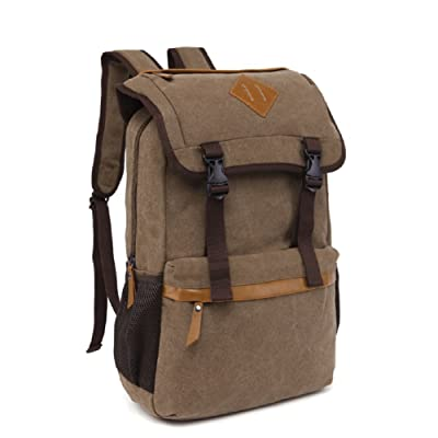 LF&F Nouvelle toile sac à bandoulière décontracté extérieur sacs pour étudiants et étudiantes sac à dos pour ordinateur sac à provisions adapté à