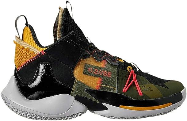 Luminancia Falsificación obvio  Amazon.com | Nike Jordan Why Not Zer0.2 Se (gs) Big Kids Ck0494-002 |  Basketball