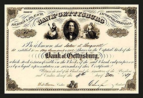 - Buyenlarge Bank of Gettysburg - Gallery Wrapped 28