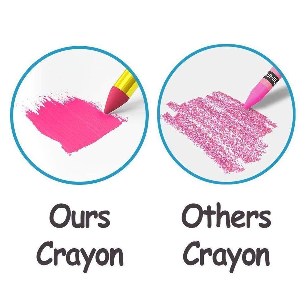 Minlop Kindergesichtsfarbe Crayons Kit K/örper/ölfarbe Clown Fans Buntstift mit 10 Verschiedenen Farben Wasserfarbe /& Wachsmalkreide Devil Ghost Party 10er Pack