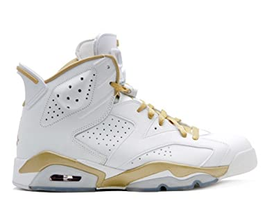 detailed look fbd37 4707f ... Air Jordan 6 Retro quot Golden Moments quot 384664 135 white gold . ...