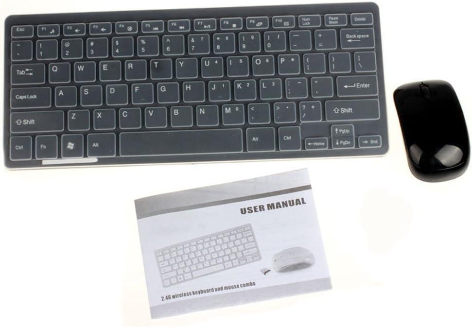 Ultra-thin Mini teclado y ratón inalámbricos Box Set para seleccionada Samsung Smart TV: Amazon.es: Electrónica