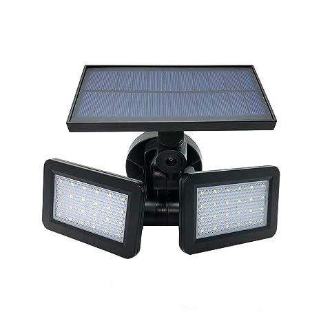 check out 40cff 8f44b Amazon.com : JEERUI Solar Lights Outdoor Solar Sensor Lights ...