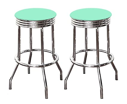 Admirable Amazon Com The Furniture Cove Bar Stool Set With 2 24 Tall Caraccident5 Cool Chair Designs And Ideas Caraccident5Info