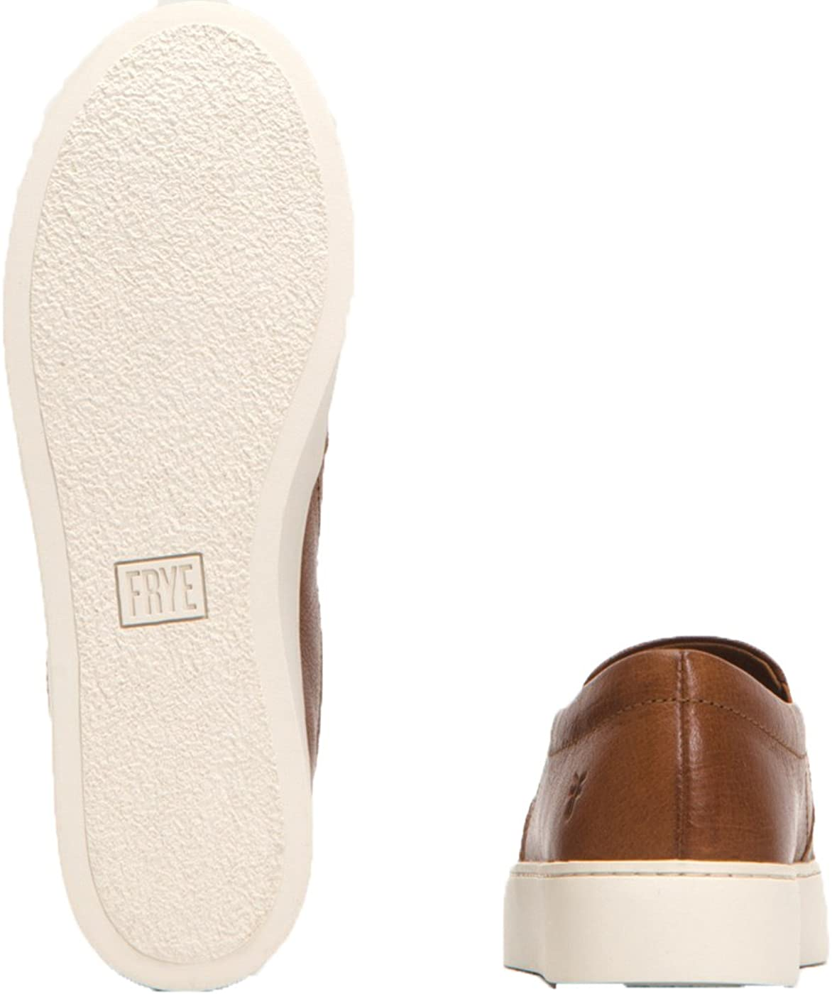 FRYE Womens Lena Slip On Shoes 3471292-Blk