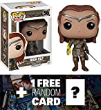 High Elf: Funko POP! x The Elder Scrolls Online Vinyl Figure + 1 FREE Video Games Themed Trading Card Bundle [52713]