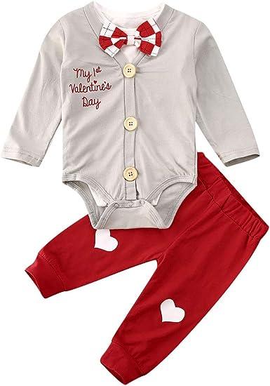 Hat Clothing Set Newborn Baby Boys Gentleman Outfits Suit Short Sleeve Romper Pants