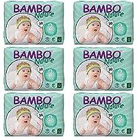 Bambo Nature Premium–Pañales de bebé, recién nacidos, 310132-zzz-6, talla 2, 6, 6