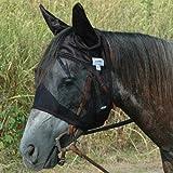 CASHEL Quiet Ride Standard Fly Mask w/ Ears