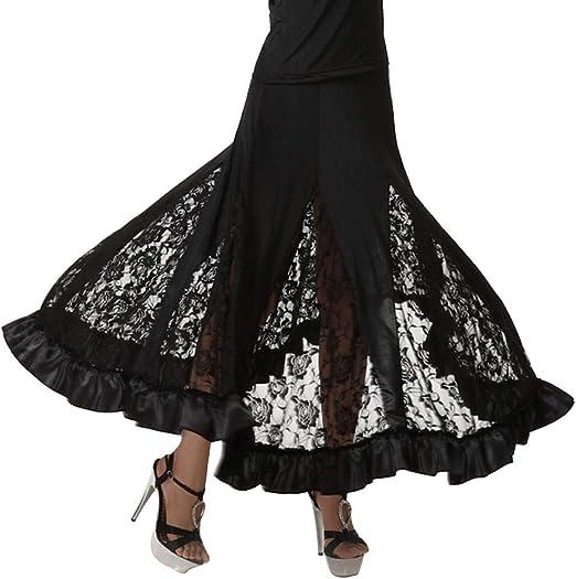 MagiDeal Lady Dance Dress Latin salsa Cha cha Modern Ballroom tango Waltz skirt