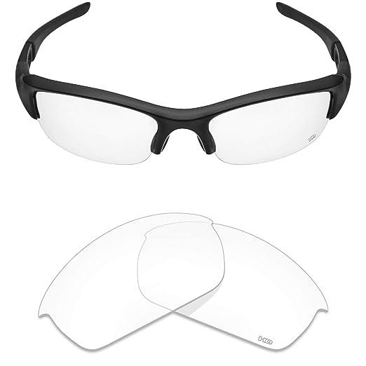 Mryok+ Polarized Replacement Lenses for Oakley Flak Jacket - HD Clear 5ec06e7ca277