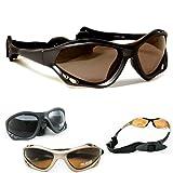 3 Kiteboarding Polarized Sunglasses Headband