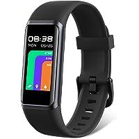 LIFEBEE Pulsera de Actividad Inteligente Impermeable 5ATM para Hombre Mujer niños, Táctil Completa Reloj Inteligente con…