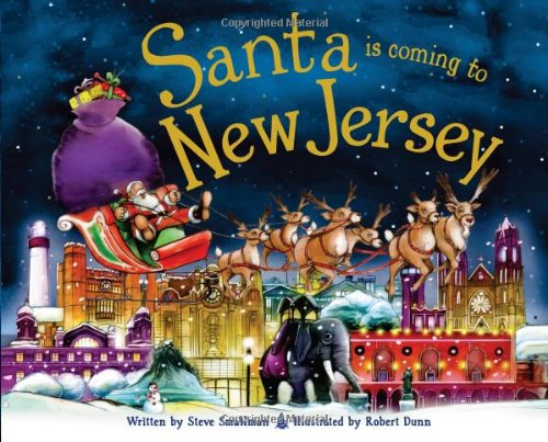 Read Online Santa Is Coming to New Jersey pdf epub