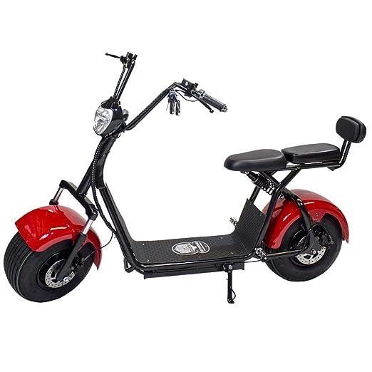 Moto Eléctrica CityCoco Last Mille. Potencia 1400W/12Ah ...