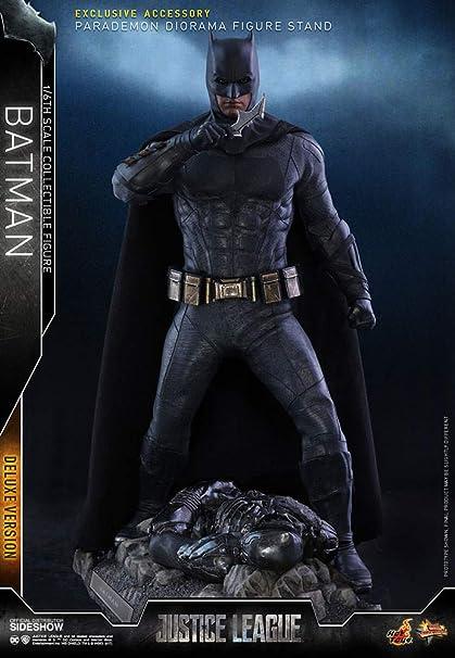 BATMAN JUSTICE LEAGUE DELUXE VERSION 1:6 Hot Toys Figure 903117 MMS456