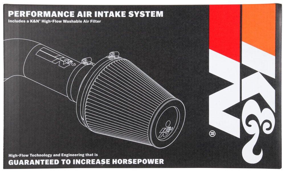 K&N 63-3082 Performance Intake Kit by K&N (Image #2)