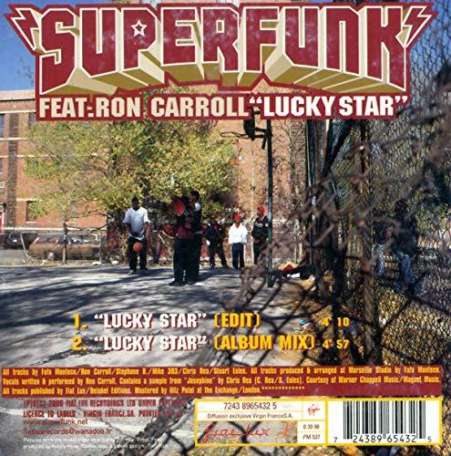 Lucky Star: Superfunk Ft Ron Carroll: Amazon.es: Música