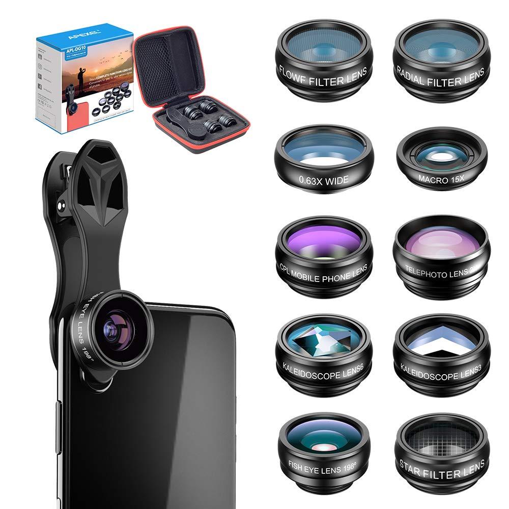 APEXEL Lens Kit