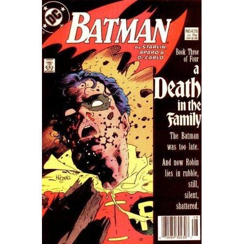 Batman #428 Death in the Family