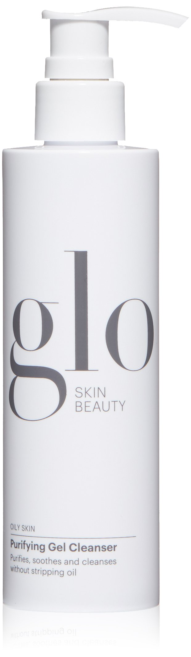 Glo Skin Beauty Purifying Gel Cleanser   Face Wash for Oily Skin   Deeply Cleanse Pores for Soft and Hydrated Skin