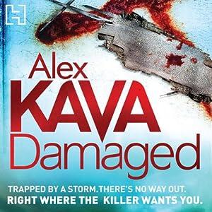 Damaged Audiobook