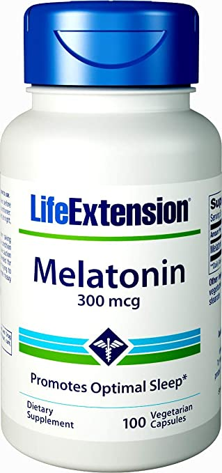 The Life Extension Melatonin travel product recommended by Anil Rama on Pretty Progressive.