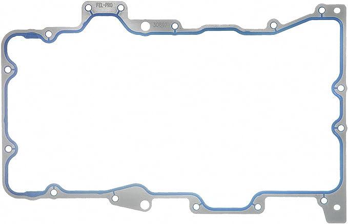 Engine Oil Pan Gasket Set Fel-Pro OS 30643 fits 79-85 Mazda RX-7 1.1L-R2
