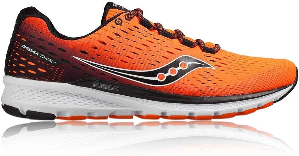 BREAKTHRU 3 NARANJA NEGRO S203583: Amazon.es: Zapatos y complementos