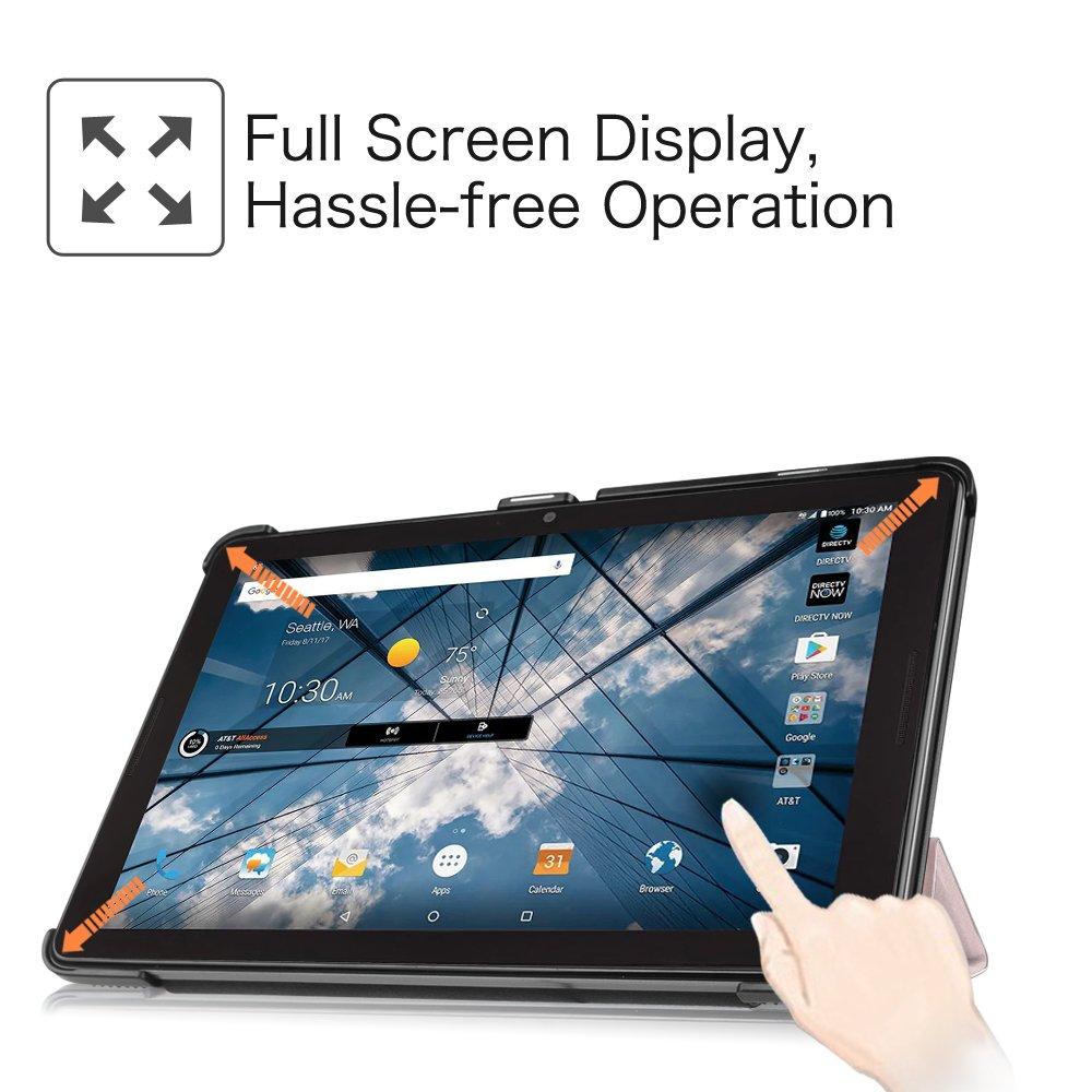 purchase cheap 58b72 3c3ee Amazon.com: Fintie AT&T Primetime 10