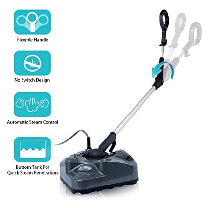 Amazon.com: Steam Mop - Steam Floor Cleaner With Automatic Steam ...