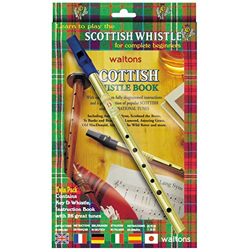 Waltons Scottish Whistle Twin Pack ()