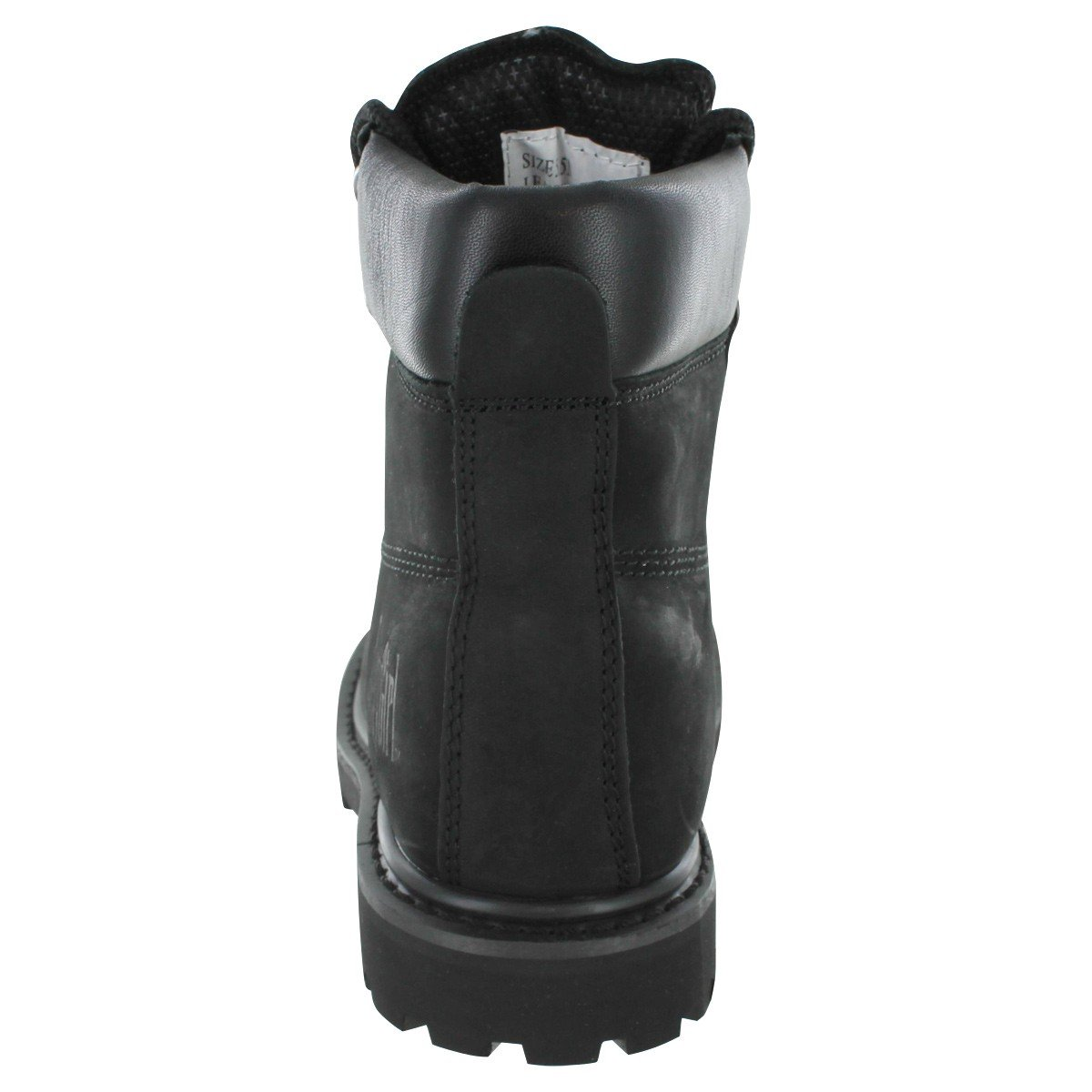 Safety Girl II Steel Toe Work Boots - Black by Safety Girl (Image #3)