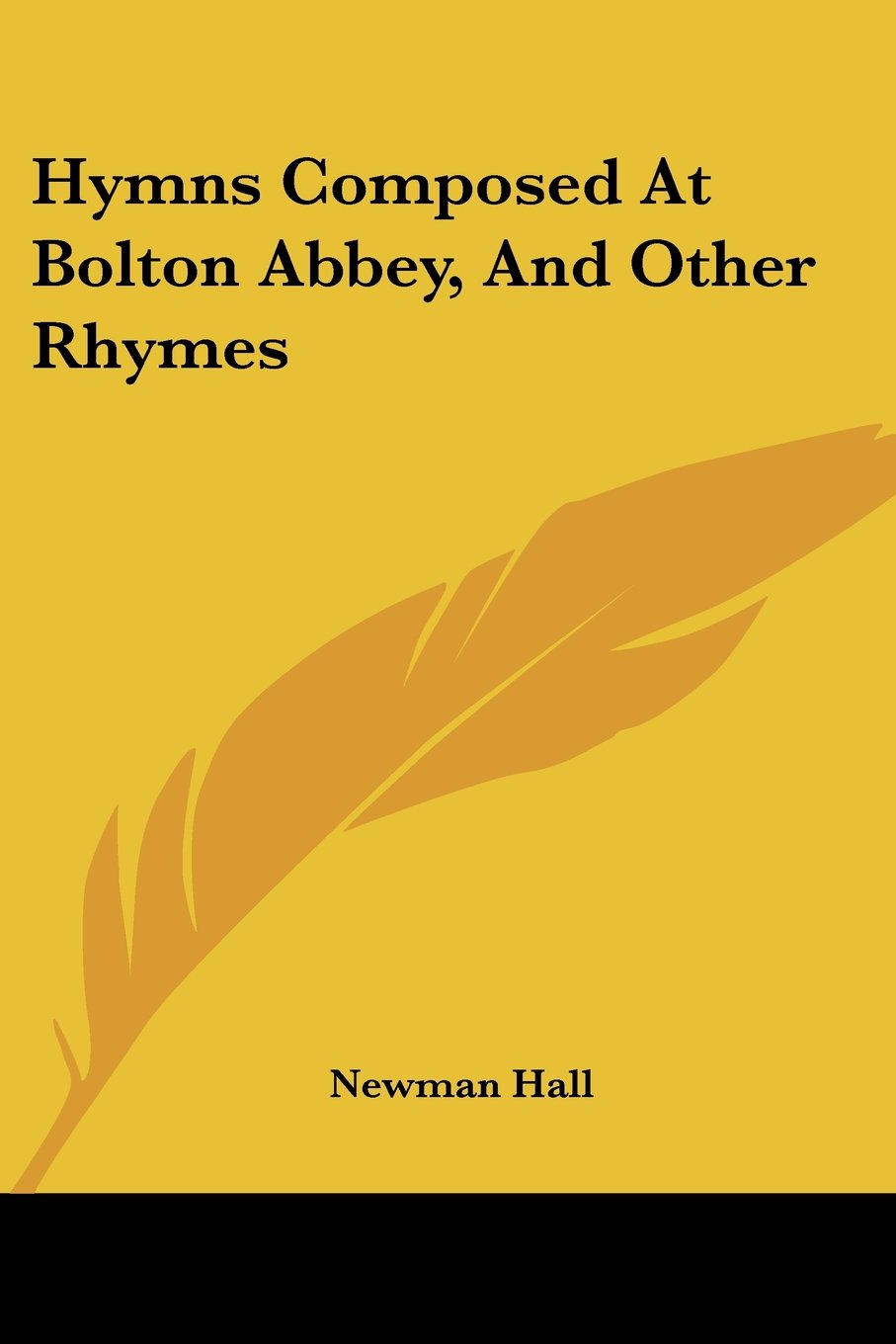 Hymns Composed At Bolton Abbey, And Other Rhymes ebook