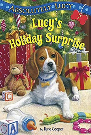 book cover of Lucy\'s Holiday Surprise
