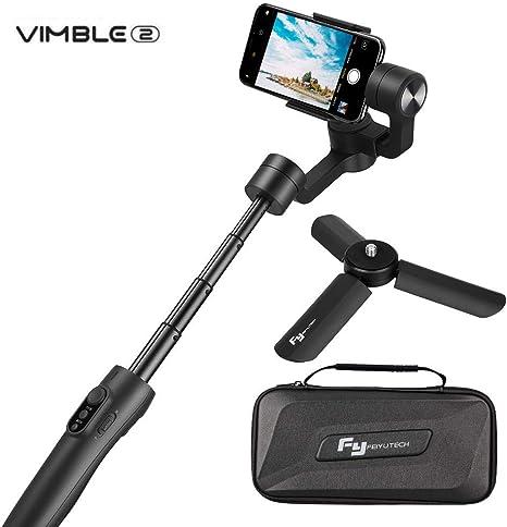 FeiyuTech Vimble 2 - Gimbal para teléfono móvil de 3 Ejes ...
